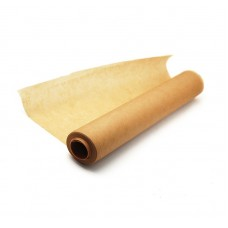 Пергамент в рул. бурый силиконизированный 38смх50м