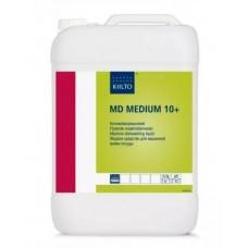 Cредство для мытья посуды в ПММ Kiilto MD1 MEDIUM 10+ 10л
