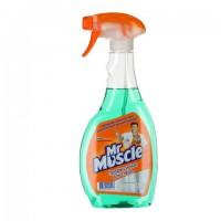 "Средство для мытья стекол ""Мистер Мускул"" 500мл"