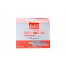 Зубочистки в инд.упак. в п/э МЕНТОЛ 500 шт/уп