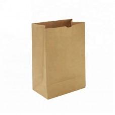 Пакет бумажный крафт 220х120х290мм