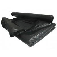 Мешки мусорные 240л 100х125см 70мкм черные