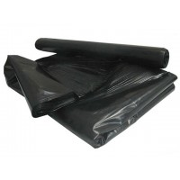 Мешки мусорные 180л 90х110см 60мкм черные
