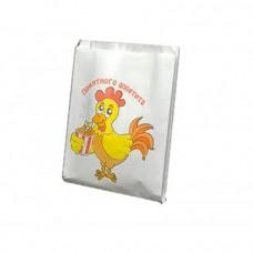 Пакет для кур-гриль ламинированный 19х33см