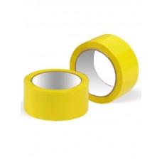Скотч желтый 48ммх66м 45мкм