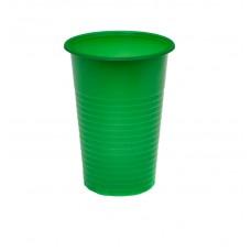 Стакан 200мл ПП зеленый