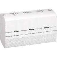 Полотенце лист.V-слож.Veiro Professional Comfort F1 2сл.250л/уп