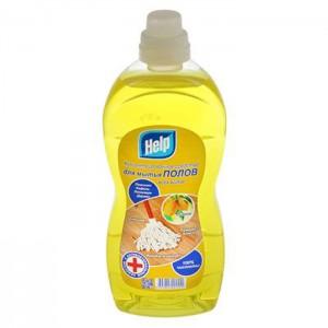 Средство-концентрат для мытья полов Help 1л