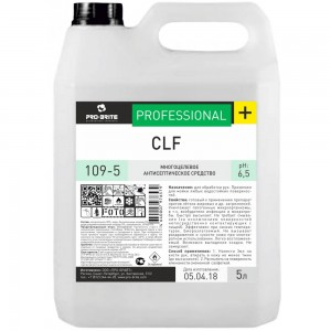 Многоцелевое антисептическое средство Pro-Brite CLF 5л