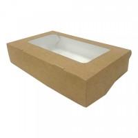 Бумажный контейнер ECO TABOX1400 250x150x40мм