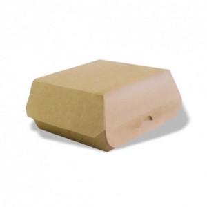 Коробка под бургер 120х120х100мм