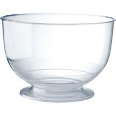 Креманка пластиковая Кристалл 200мл d-95мм
