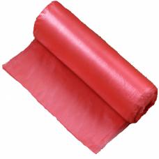 Мешки мусорные 240л 90х140см 60мкм красные