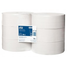 Туалетная бумага в рулонах 1сл. 525м Tork Universal Т1