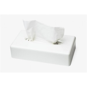 Диспенсер для салфеток для лица Tork белый