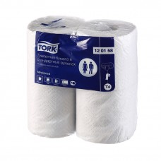 Туалетная бумага 2сл. 23м Tork Advanced T4 4рул/уп