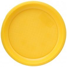 Тарелка ПС желтая d=170мм