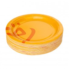 Тарелка бумажная Whizz NEW Huhtamaki d=230мм