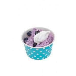 Креманка бумажная для мороженого 250мл