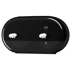 Диспенсер для туал.бум.в мини-рулонах Tork SmartOne T9 черный двойной