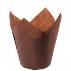 Форма бумажная для выпечки тюльпан h=88мм d=50мм
