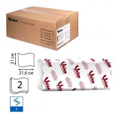 Полотенца бумажные V-слож.Veiro Professional Premium F1 2сл.200л/уп