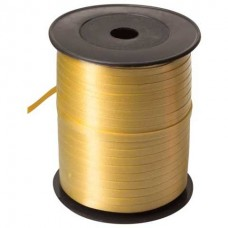 Лента золотая декоративная 5ммх500м