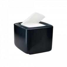 Диспенсер черный/белый Focus с верхней подачей для салфеток