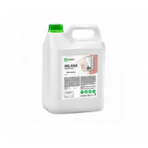 Жидкое крем-мыло Grass Milana 5л