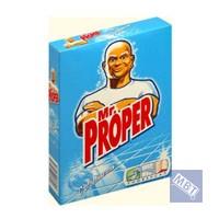 Порошок чистящий с отбеливателем Mr. Proper 400г