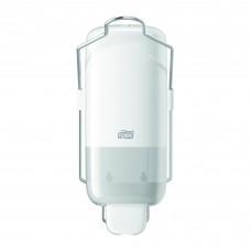 Диспенсер для жидкого мыла с локтевым приводом 1л Tork Elevation S1 белый