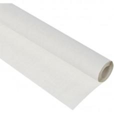 Скатерть белая бумажная в рулоне 1,18х10м
