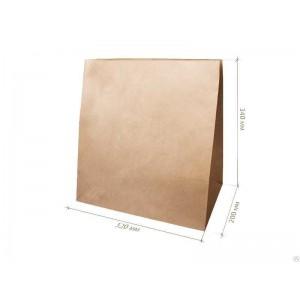 Пакет бумажный крафт 320х200х340мм