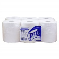 Полотенца бумажные PROtissue Premium 2 сл. 150м