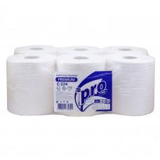 Полотенца бумажные PRO 2 сл. 150м