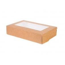 Бумажный контейнер ECO TABOX500 170х70х40мм
