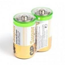 Батарейки GP LR14 2шт/уп
