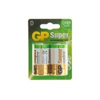 Батарейки GP D LR20 2шт/уп