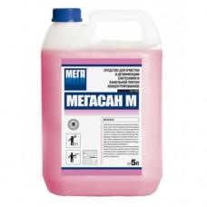 Средство для очистки сантехники Мегасан-М 5л