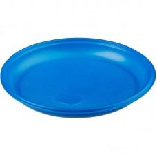 Тарелка ПС синяя d=205мм