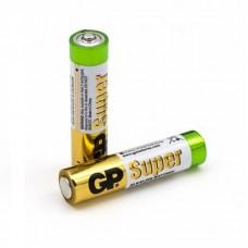 Батарейки GP LR03 ААА 2шт/уп