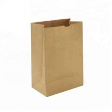 Пакет бумажный крафт 120х80х240мм