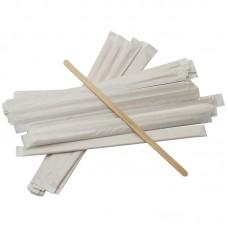 Палочка деревянная для размешивания в инд.уп.14см 250шт/уп