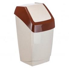 Контейнер пластиковый 25л с плавающей крышкой