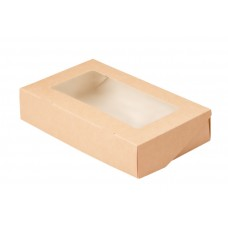 Бумажный контейнер ECO TABOX1000 200x120x40мм