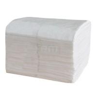 Салфетки бумажные белые Lime 1сл. 18х17см 200л/уп для настол.дисп.