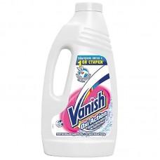 Пятновыводитель для белого Vanish OXI Action Кристальная белизна 2л