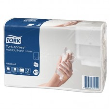 Полотенца бум. Tork Xpress Multifold H2 Advanced Z-сл. 2сл. 190л.