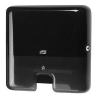 Диспенсер для листовых полотенец черный сложения Z Tork Xpress Mini H2