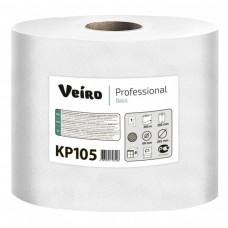 Полотенца бумажные Veiro Professional Basic С1 1сл. 300м